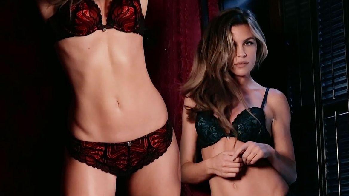 hot vids lingerie