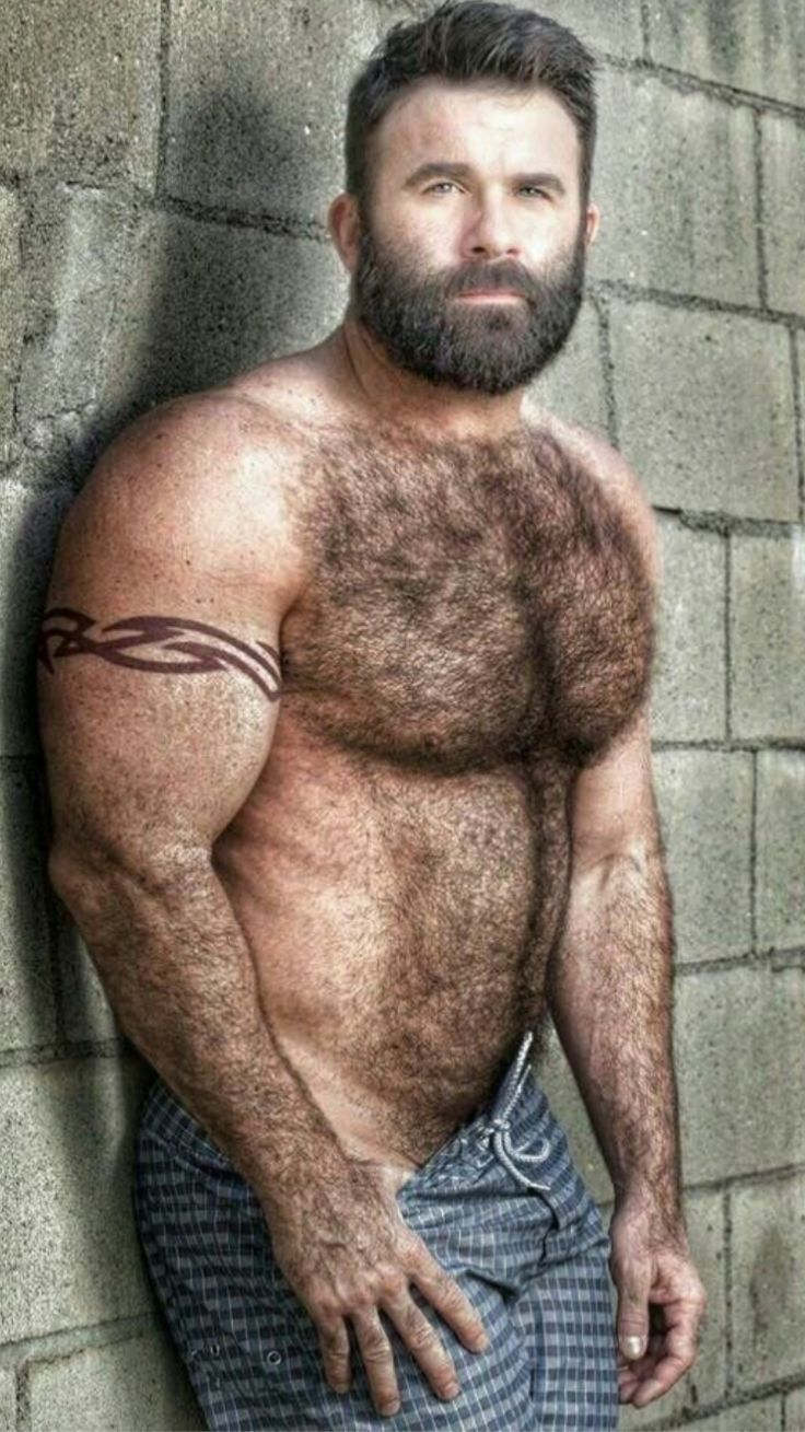 hairy booth big