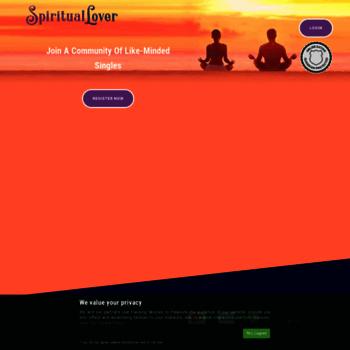 dating spiritual lover