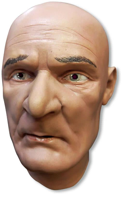 mask head foam full latex