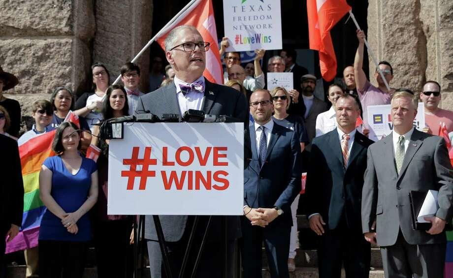 texas same sex marriage benefits