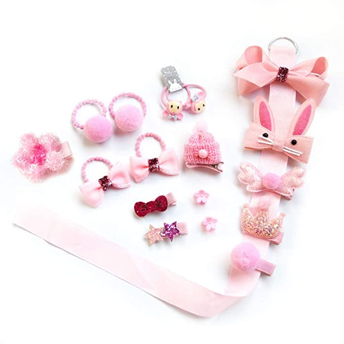 pink clips teen