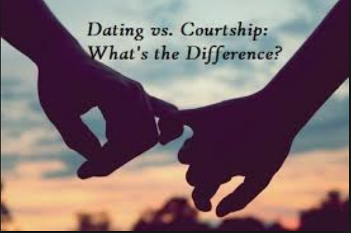 courting versus dating