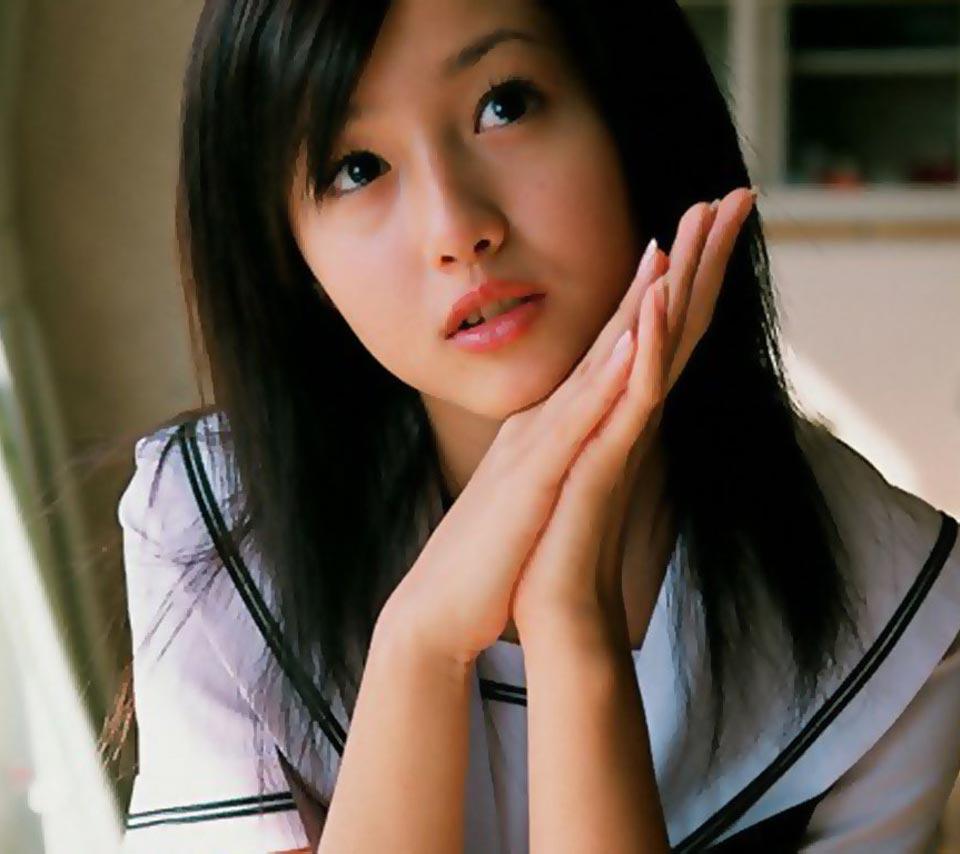 japanese girl photo
