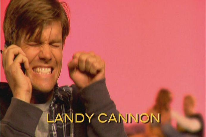 naked landy cannon