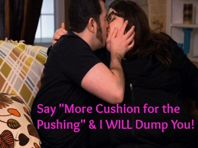 more your sayings cushion pushin for