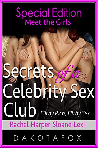 celebrity sex fiction