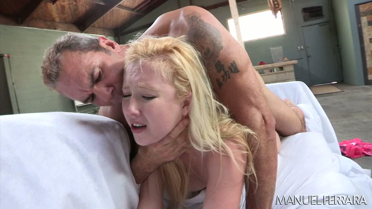 blonde anal hentai