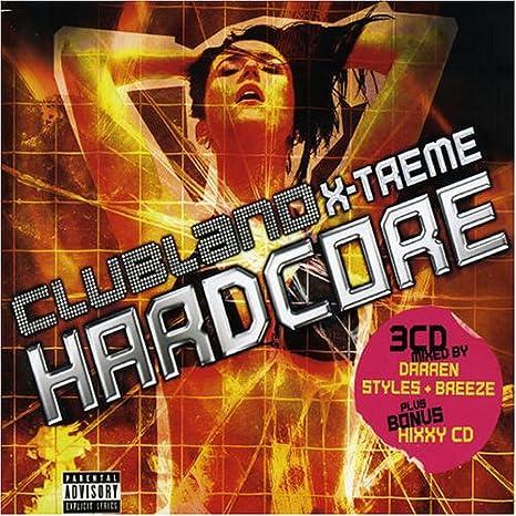 clubland extreem hardcore