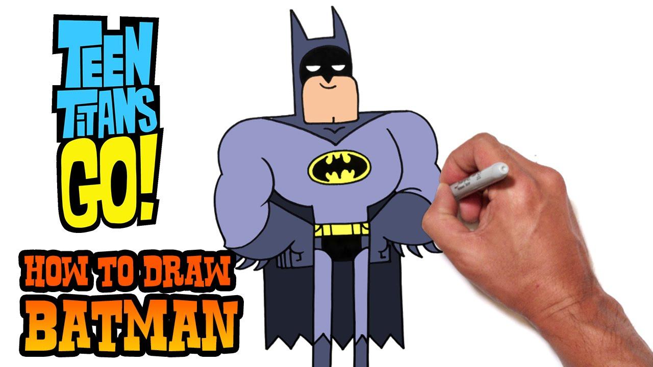 titans batman teen