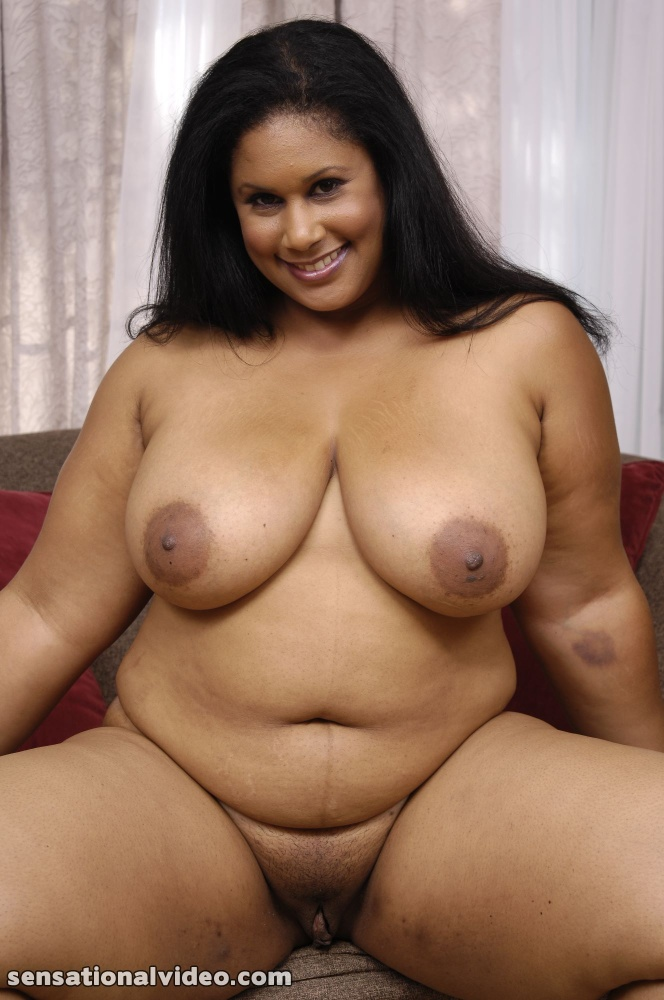 nude black chubby women