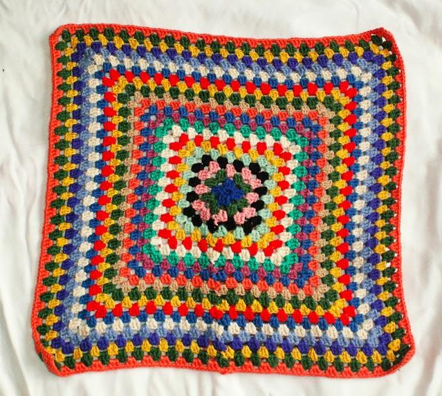 twist pattern crochet granny
