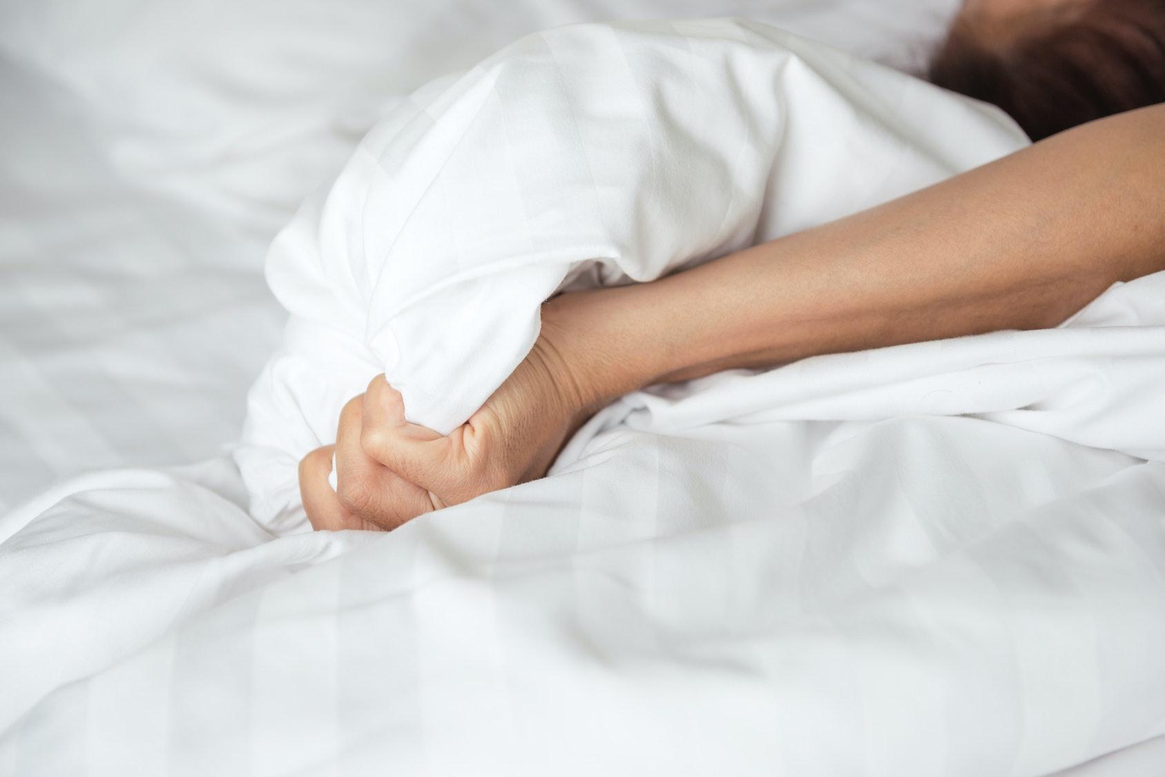 masturbating relieve stress