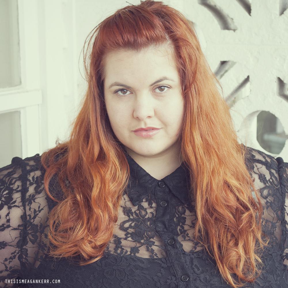beautiful redhead bbw