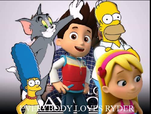 raymond loves parody everybody