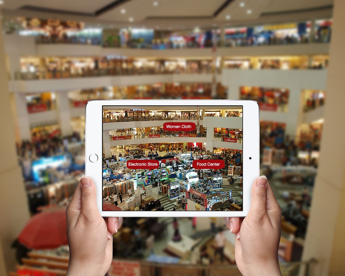 in reality retailing augmented