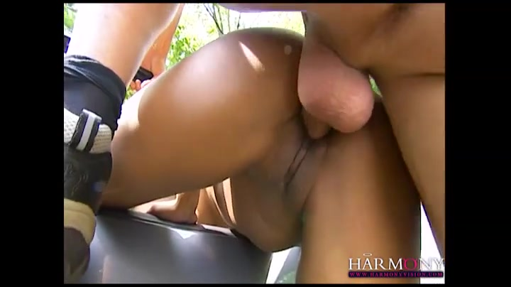stretching pussy penis