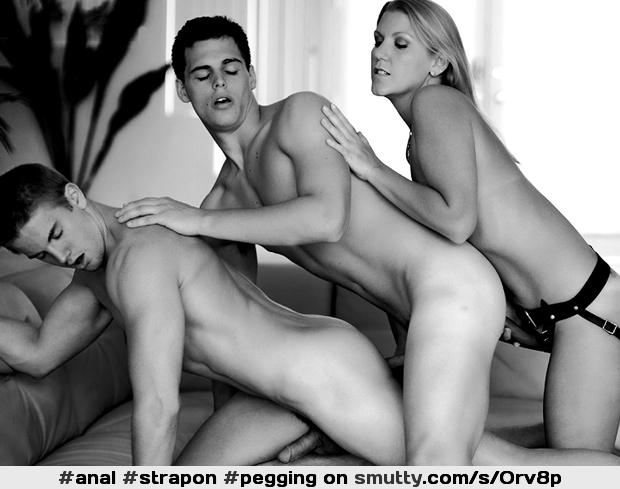 mmf pegging anal