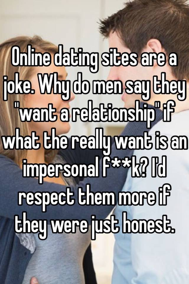 joke a are websites dating