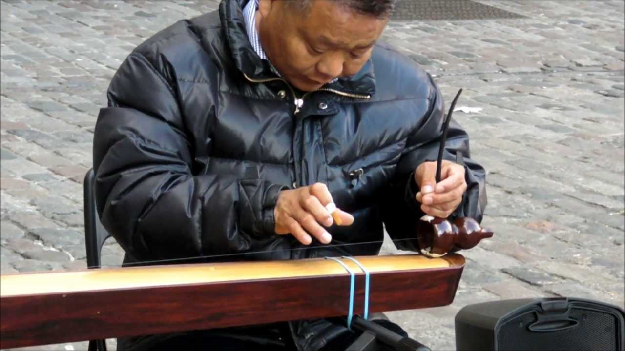 asian music string instrument