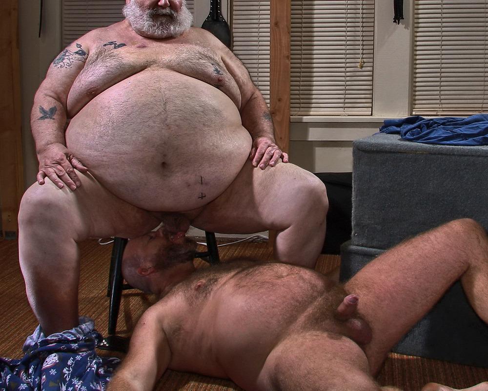 grandpa big dick fat